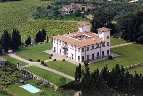 Le Tenute - Villa Le Corti