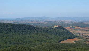 Veduta della Tenuta Marsiliana
